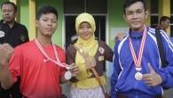 SUNGAILIAT – Dua siswa Persaudaraan Setia Hati Terate (PSHT) Cabang Bangka menyumbangkan 1 perak dan 1 perunggu, pada Pekan Olahraga Pelajar Daerah (Popda) VII Bangka...