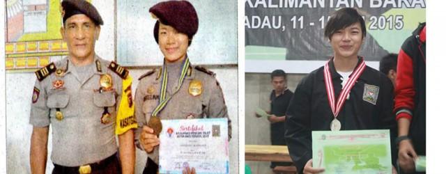 Marselina Oktavianti berhasil mengharumkan nama Kalbar dan Ketapang di tingkat nasional. Lewat Pencak Silat dia mampu meraih peringkat ketiga di Kejurnas Pencak Silat Setia Hati...