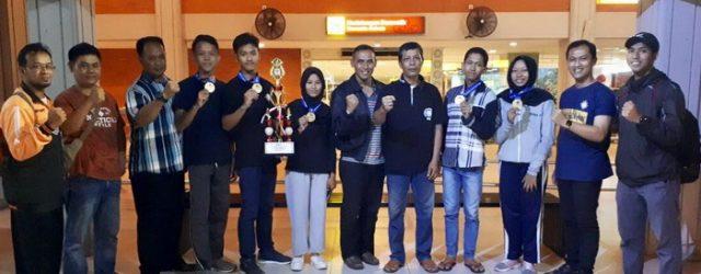 Pencak silat Indonesia PSHT Cabang Denpasar menyabet gelar juara umum dengan meraih lima medali emas, dalam kejuaraan Jakarta Championship 2018 di GOR POPKI Cibubur yang […]