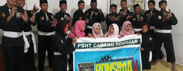 PSHT yang bernaung dibawah Yayasan Al-Maruf, Denpasar menggelar PONSIMA (Pondok Silat Ramadhan)1439 H untuk kali kelima. Kali ini menurut Panitia Litbang Miftahul Rohman pesertanya merupakan […]