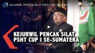 Rangkaian pembukaan Kejurwil Pencak Silat PSHT Cup I se-Sumatera disiarkan oleh Kompas TV, berikut videonya:  Ketua Umum Pengurus Pusat Persaudaraan Setia Hati Terate, Kangmas […]