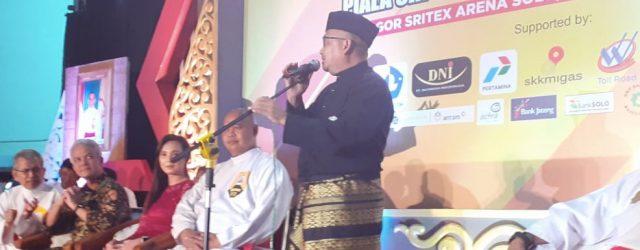 DR. Ir. H. Muhammad Taufiq, SH. M.Sc selaku Wakil Ketua Umum Pengurus Besar Ikatan Pencak Silat Indonesia (PB IPSI) menghadiri pembukaan Kejuaraan Nasional (Kejurnas) Silat […]