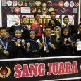 Follow Piala Kemenpora berhasil diamankan oleh PSHT Cabang Kepulauan Riau (Kepri). Keberhasilan ini sekaligus meneguhkan sebagai Juara Umum pada ajang Kejurwil PSHT Cup se-Sumatera. Kamis […]
