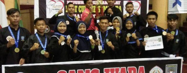 Piala Kemenpora berhasil diamankan oleh PSHT Cabang Kepulauan Riau (Kepri). Keberhasilan ini sekaligus meneguhkan sebagai Juara Umum pada ajang Kejurwil PSHT Cup se-Sumatera. Kamis dini […]