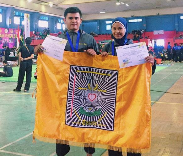 Kejuaraan Pencak Silat Antar Mahasiswa dan Pelajar Se Jawa-Bali, Piala Rektor UNESA 2019