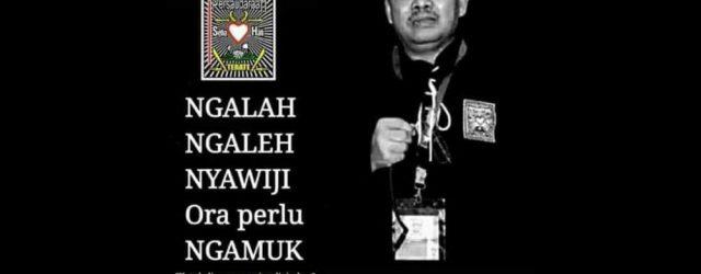 Di kalangan warga SH Terate wilayah Jabotabek, nama Muhammad Taufik, akrab dengan panggilan Mas Taufik, lengkapnya, Dr. Ir. Muhammad Taufik, SH, M.Sc, barangkali tak lagi […]