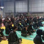 BPBD Penyuluhan Covid 19 PSHT Banjarbaru