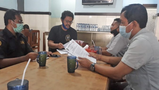 PSHT dan POLDA Bali