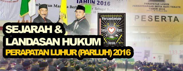Biro HUMAS Pengurus Pusat PSHT yang diwakili oleh Hendra W Saputro mewawancara Mas M. Agus Susilo, SH, M.Si yang dulunya selaku panitia Perapatan Luhur (PARLUH) […]
