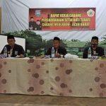 Rakercab PSHT Meulaboh Aceh Barat