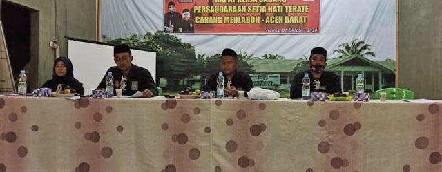 Kamis, 1 Oktober 2020 Bertepatan dengan hari Kesaktian Pancasila pengurus Organisasi Pencak Silat PSHT Cabang Meulaboh Aceh Barat menyelenggarakan Rapat Kerja Cabang. Moment ini diambil […]
