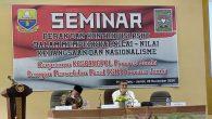 """Jambi, Sabtu, 28 November 2020, Perwakilan Pengurus Pusat PSHT Provinsi Jambi bekerjasama dengan Badan Kesatuan Bangsa dan Politik Provinsi Jambi menyelenggarakan Seminar Sehari bertajuk """" […]"""