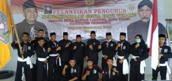 PSHT Metro Lampung Pringsewu