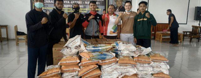 Bertepatan dengan Hari Pencak Silat Indonesia, 12 Desember 2020, PSHT Cabang Kota Jambi kembali menggelar bakti sosial membagikan 200 paket sembako kepada para warga PSHT […]