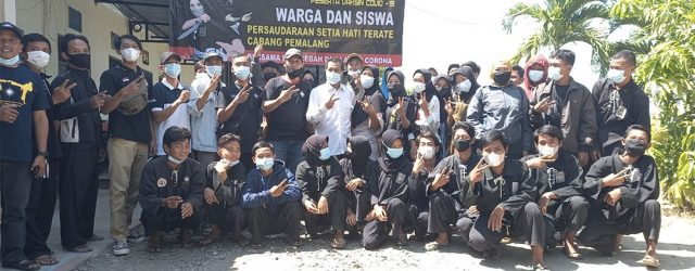 Calon anggota warga Persaudaraan Setia Hati Terate (PSHT) Cabang Kabupaten Pemalang mengikuti vaksinasi covid 19 yang tersebar dibeberapa lokasi salah satuny di SMK Nusa Mandiri. […]
